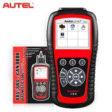 <b>Autel AutoLink AL609P</b> OBD2 Code Reader ABS Airbag Scan Tool