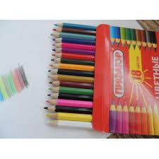"""Отзывы о <b>Цветные карандаши</b> """"<b>Пифагор</b>"""""""