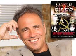 Image result for anthony horowitz