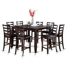 Square Dining Room Table With 8 Chairs