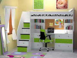 piece girls bedroom set bed desk and bed pedestal doornpoort image bed desk set
