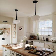 kitchen lighting ideas french farmhouse cabinets