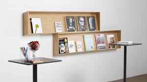 magazine rack wall mount: full size of  simple slope wall mounted shelving unit extra two compartment storage module nice wall mounted horizontally magazine rack combine informative material and magazines