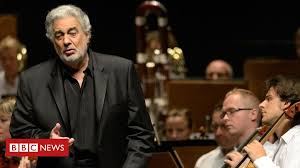 Plácido <b>Domingo</b> accused of sexual harassment - BBC News