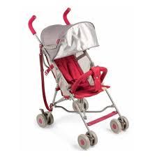 Коляска прогулочная <b>Happy Baby Twiggy Red</b> — купить в ...