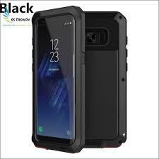 Luxury Doom Armor Metal Heavy Duty Samsung Phone Case ...