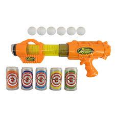 <b>Игрушечное оружие TOY TARGET</b> Power Blaster 1шт Гонконг ...