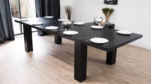 cream compact extending dining table: best round extending dining table glass