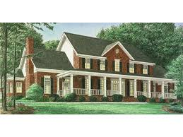 Hindmann Southern Farmhouse Plan D    House Plans and MoreHindmann Southern Farmhouse