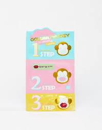 Holika <b>Holika Golden Monkey Glamour</b> Lip 3-Step Kit | ASOS