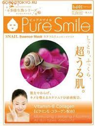 """Pure Smile <b>Регенерирующая маска для лица</b> """"Living Essences"""" с ..."""
