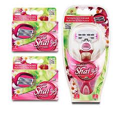 <b>Dorco Shai</b> SoftTouch <b>6</b>- <b>Six</b> Blade Razor Shaving System- Value ...