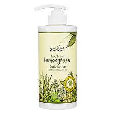 Soleaf <b>Лосьон для тела смягчающий</b> с лемонграссом - Pure body ...