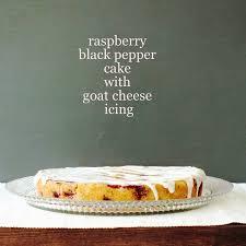 Image result for black pepper cake