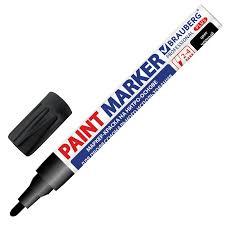 <b>Маркер</b>-краска лаковый <b>BRAUBERG PRO PLUS</b> 151445, 2-4 мм ...