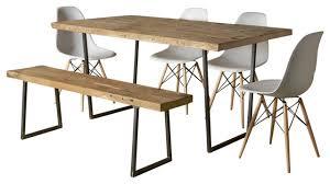brooklyn modern rustic reclaimed wood dining table standard 48x30 dining tables brooklyn modern rustic reclaimed wood