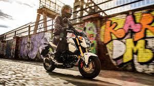 <b>Honda MSX125</b>   <b>Grom</b> Bike with Attitude   <b>Honda</b> UK