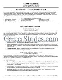 career counselor resume   sales   counselor   lewesmrsample resume  sle receptionist resume exle career counselor