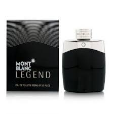 <b>Mont Blanc Legend</b> by <b>Mont Blanc Men</b> Eau De Toilette Spray 3 3oz ...