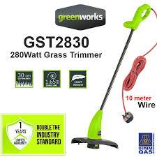 [CORATED] <b>Greenworks GST2830</b> Grass Trimmer (1Year Warranty ...