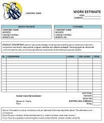 electrical invoice templates demplates