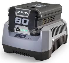 <b>Зарядное устройство Stiga</b> SFC 80 AE быстрое, для ...