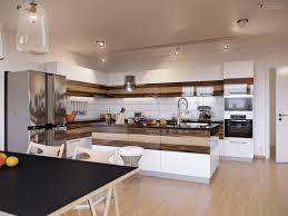 puck lights kitchen contemporary interiors brisbane