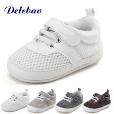 2019 <b>Delebao Air Mesh Soft</b> Baby Shoes Super Cheap Price Sports ...