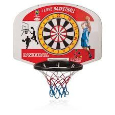 Набор Баскетбол+дартс (настенный) <b>Pilsan</b> 03400  Летние ...