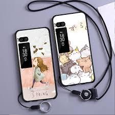 Meizu Pro 7 <b>Creative</b> резиновые мягкие <b>силиконовые</b> ...