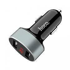 Автомобильное зарядное устройство HOCO Z26 High Praise Black