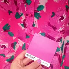 day orchid decor: pantone color of the year  radiant orchid decor