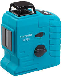 Купить <b>Лазерный</b> нивелир <b>INSTRUMAX</b> 360 RED в интернет ...