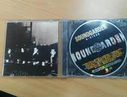 <b>Soundgarden A-Sides</b> CD : <b>Soundgarden</b>