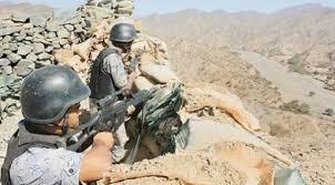 الرياض - اشتباكات بين قوات سعودية وحوثيون وتدمير جزء من معبر حرض الحدودي