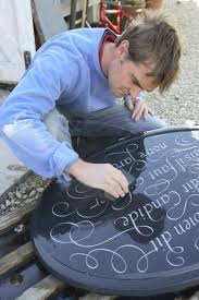 laurie evans photography fergus wessell stone letterer 4