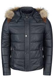 Кожаная <b>куртка ROCCOBAN</b> арт RBAK10057M_NAVY ...