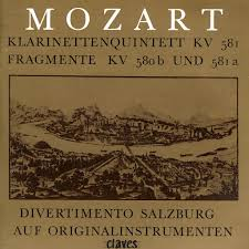 Divertimento Salzburg: <b>Mozart</b>: <b>Clarinet Quintet</b> - Music on Google ...