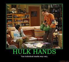 VH-hulk-hands-hulk-hands-sheldon-big-bang-theory-demotivational-poster-1265049719.jpg via Relatably.com