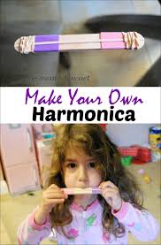 making music homemade harmonica homemade simple crafts and make your own harmonica simple craft that will delight your kids