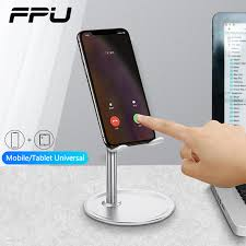 <b>FPU</b> Desk Mobile <b>Phone Holder</b> Stand For iPhone iPad Pro Tablet ...