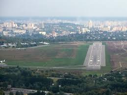 Kyiv International Airport (Zhuliany)