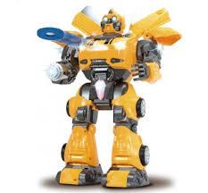 Стреляющий <b>робот трансформер</b> — купить в Новой Фантазии