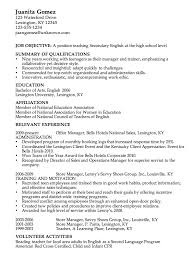 resume objective for teacher ~ Wearefocus.co Resume Template, Teacher Objectives For Resume With Teaching Experience As Coordinator: Teacher Objectives For .
