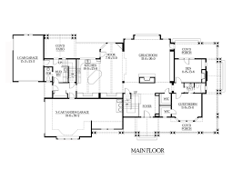 House Plan at FamilyHomePlans comCraftsman House Plan Level One