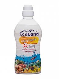 <b>Гель для стирки EcoLand</b> универсальный 2 л купить, цены в ...