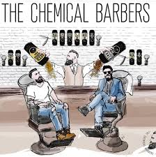 The yeast, barley, and hops are the main... - <b>The Chemical Barbers</b> ...