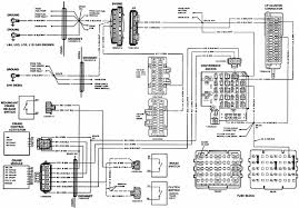 wiring diagram for chevy truck wiring diagrams and schematics chevy truck underhood wiring diagrams chuck s pages