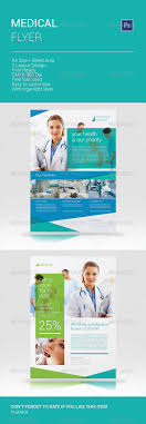 17 best images about flyers psd flyer templates medical flyer