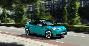 Volkswagen unveils the ID.3, its first '<b>electric car</b> for the masses ...